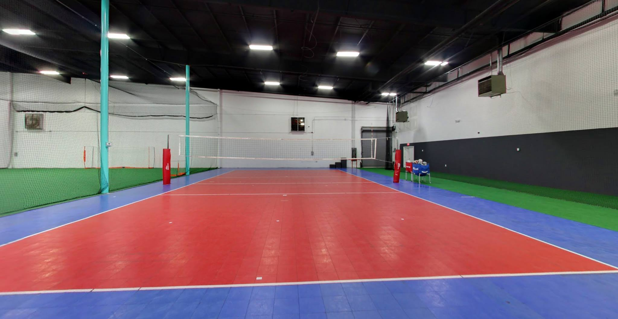 Volleyball Court in Clarksville