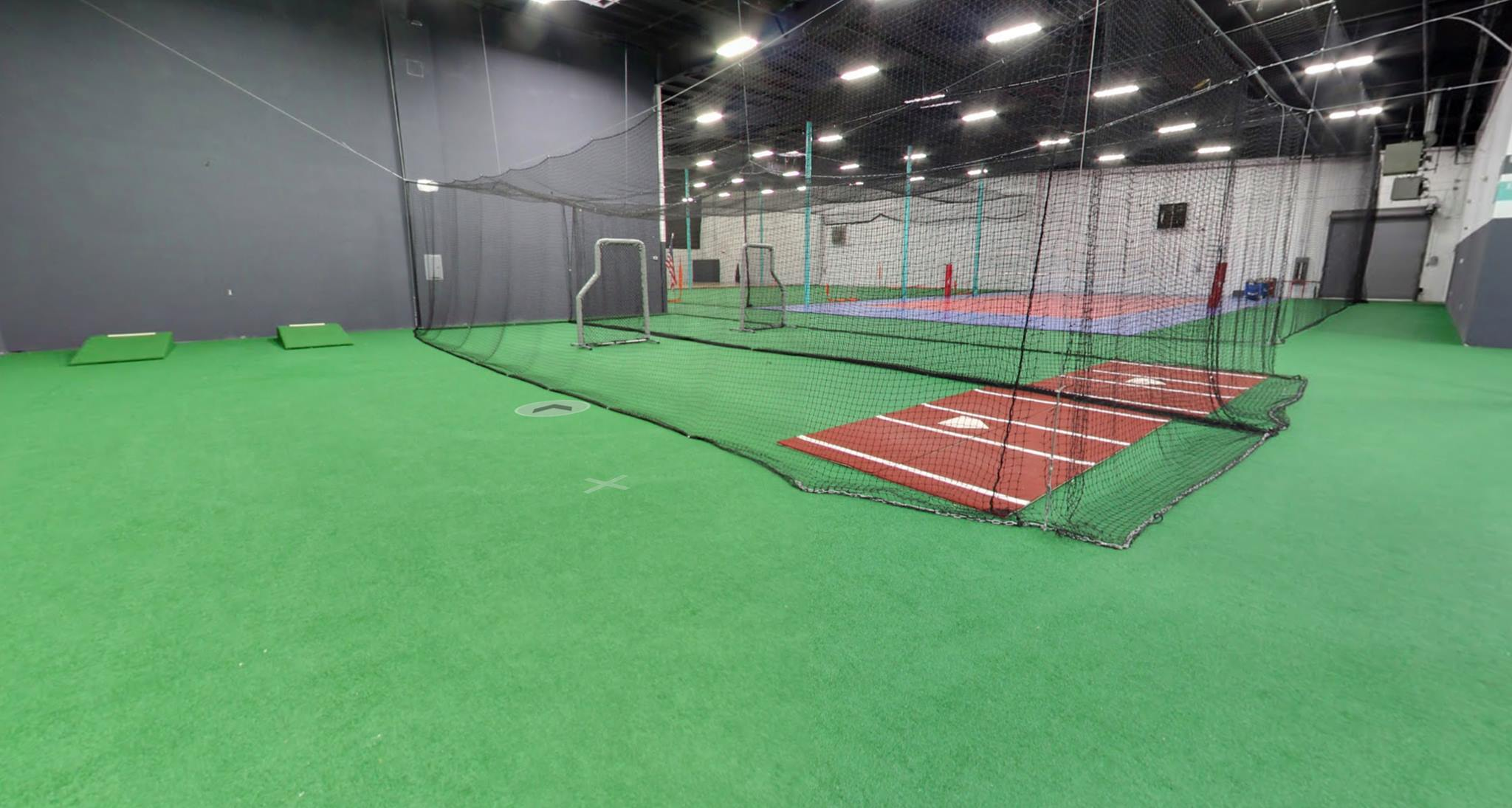 Batting cages in clarksville tn