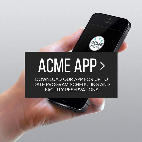ACME Athletics TN Mobile App