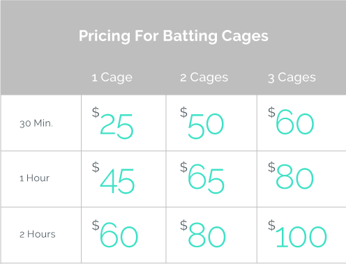 Batting Cage Prices